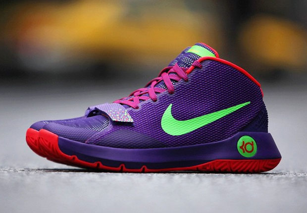 Nike KD Trey 5 III Nerf. The Newest Nike KD Ditches The Low-Top 065cbdeb3889