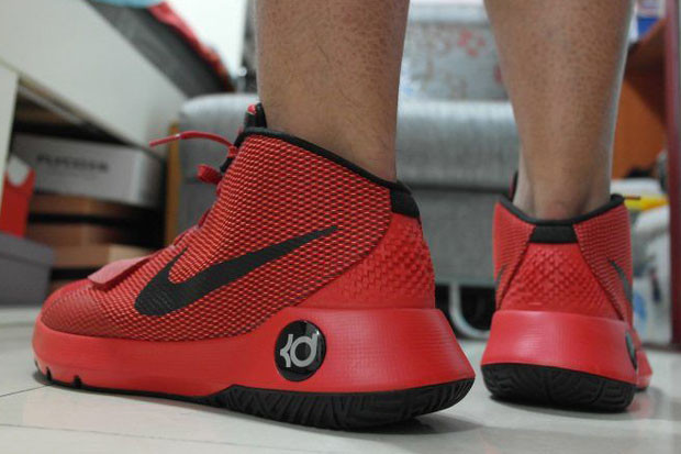 Nike KD Trey 5 III - Red - Black - SneakerNews.com