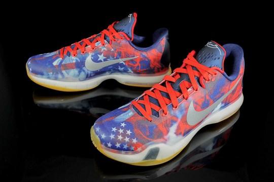 """Nike Kobe 10 """"USA"""" – Release Date"""