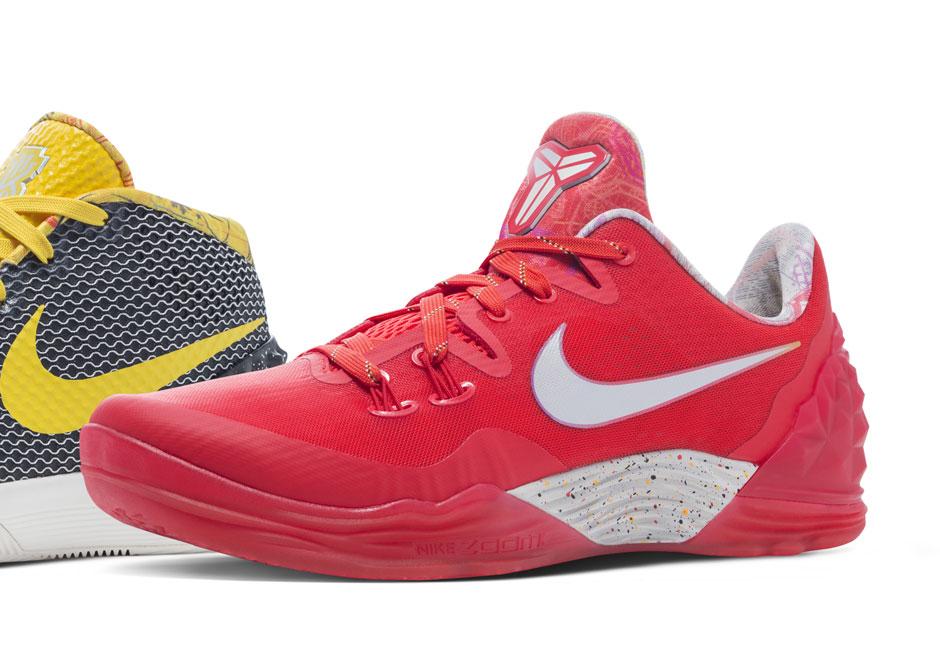 How Many Nike Basketball Athletes Have Signature Shoes