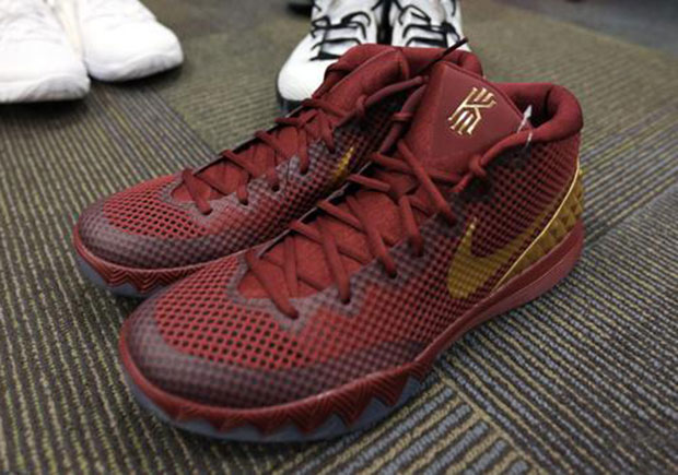 84c3a559b995 Kyrie Irving s Nike Kyrie 1 Options For The NBA Finals - SneakerNews.com