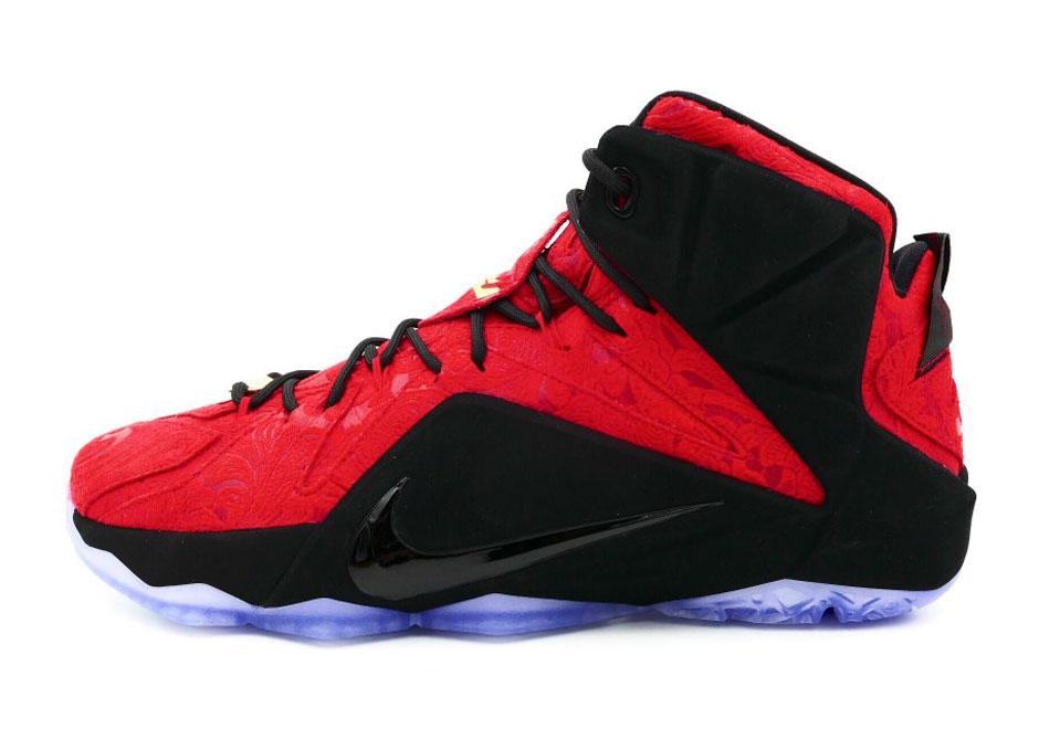pretty nice 65396 ae0b9 Nike LeBron 12 EXT
