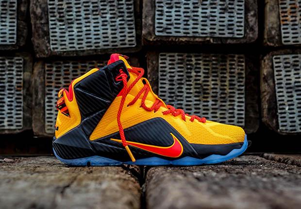 online retailer 17217 2d12a Nike LeBron 12
