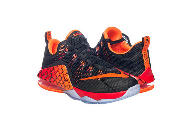 the best attitude 096a7 727aa A Wild New LeBron 12 Low, But You Probably Can t Wear Them