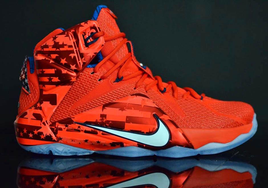 befaeb72dbfd Nike LeBron 12