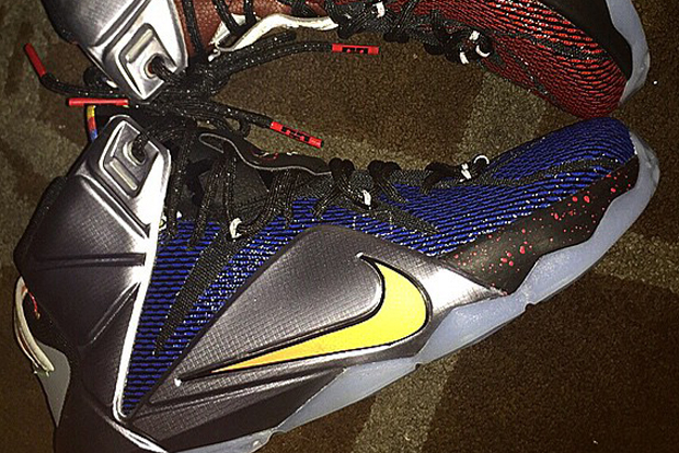 What The LeBron 12 Photos | SneakerNews.com