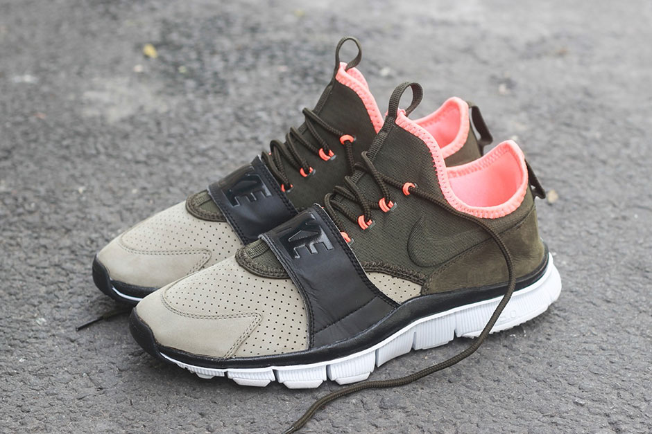 The Nike Free Ace Leather Blends Performance & Lifestyle | SneakerNews.com