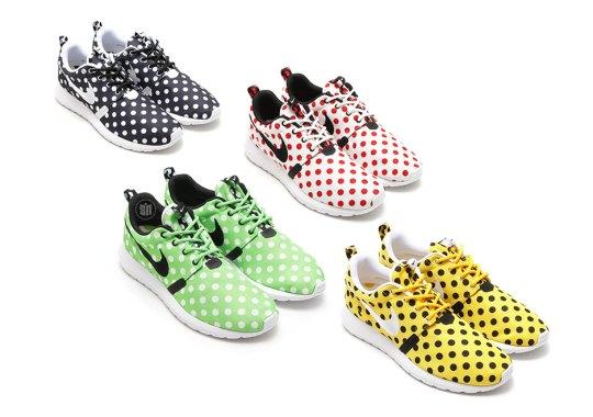 """Nike Roshe Run NM """"Polka Dot"""" Pack"""