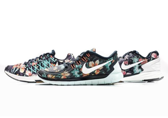 """Nike Running """"Photosynthesis Pack"""" – Release Date"""