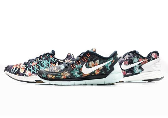 "Nike Running ""Photosynthesis Pack"" – Release Date"