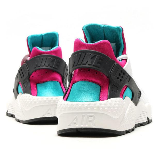 Nike Huarache Aire Gris Rosa Fucsia De Oro Blanco 9HiMhOY