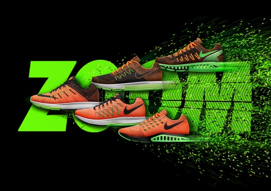 Nike Is Celebrating The 20th Anniversary Of Nike Zoom With Incredible Running Shoes