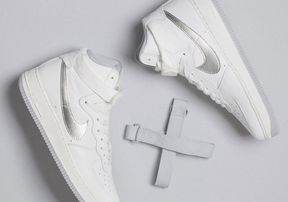 The Oldest Nike Air Force 1 Ever Is Back In Stores
