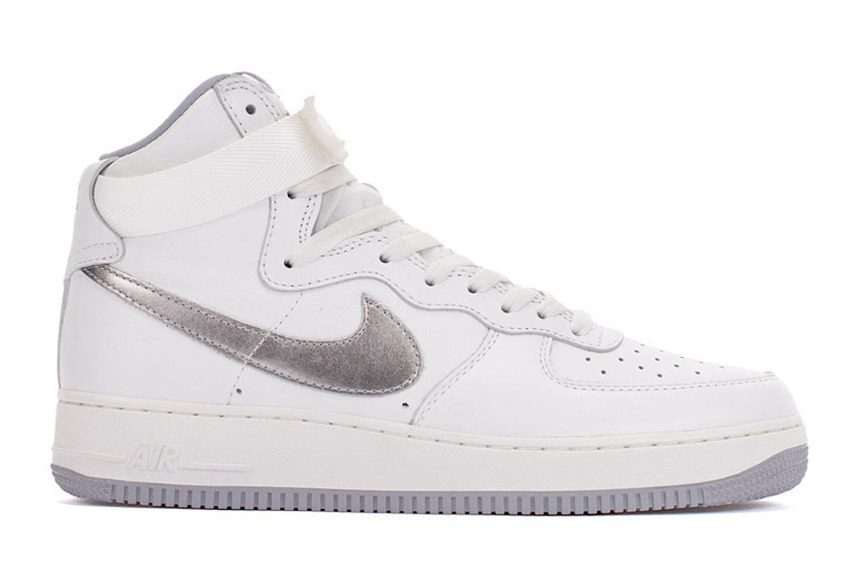 huge discount 66f84 01b76 Nike Air Force 1 High QS Color Summit WhiteWolf Grey Style Code  743546-101. Release Date June 13th, 2015. Price 140