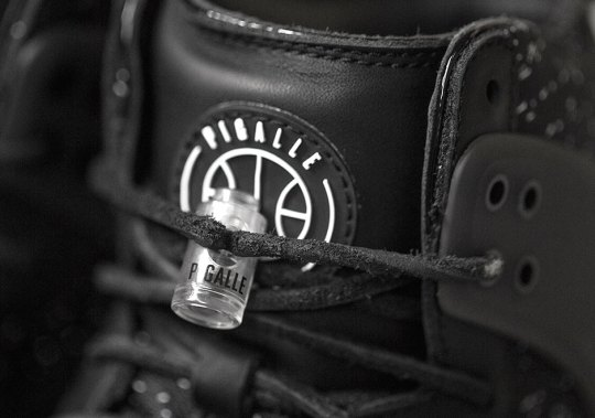 A Detailed Look At The Pigalle x Nike Dunk Lux