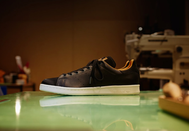 buy popular 31571 eadc4 adidas stan smith brown leather