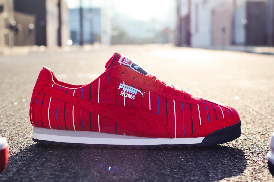 Puma Launches Philly Themed Liberty