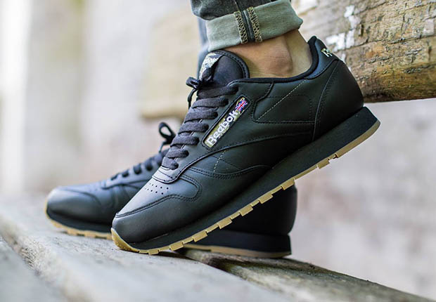 306a79eb9ef Reebok Classic Leather in Black Gum With Tiger Camo - SneakerNews.com