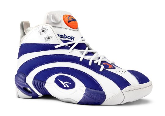 Reebok Gives The Shaqnosis The Classic Pump