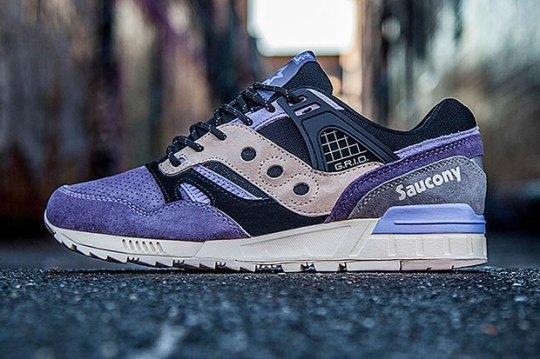 """Sneaker Freaker x Saucony Grid SD """"Kushwacker"""" – Release Date"""