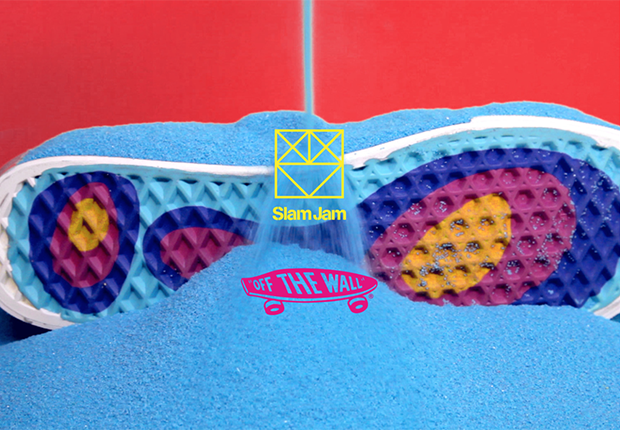 well-wreapped Slam Jam and Vans get Colorful for an Upcoming Collab  Collection 3e0bd267ae