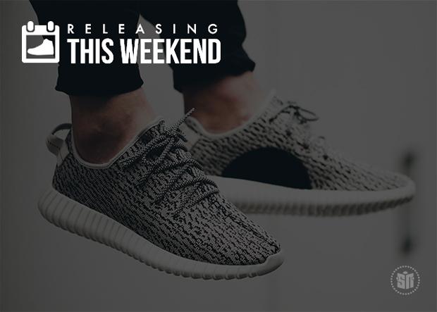 Sneakers Releasing This Weekend June 27th 2015