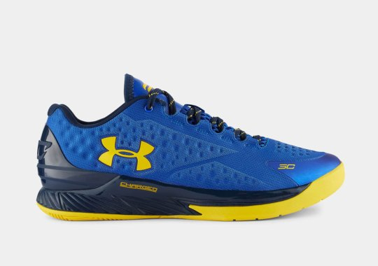 Could Steph Curry Unveil the UA Curry One Low During The Finals?