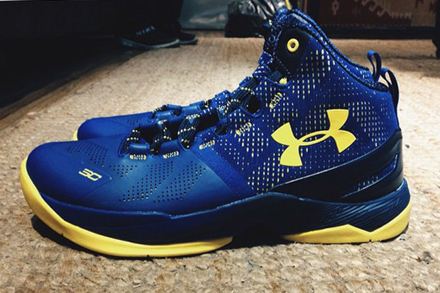 Under Armour Curry Two quot Dub Nationquot