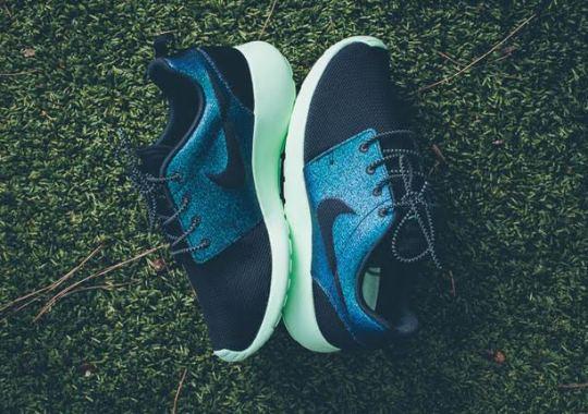 A Nike Roshe Run Celebrating The Women's World Cup