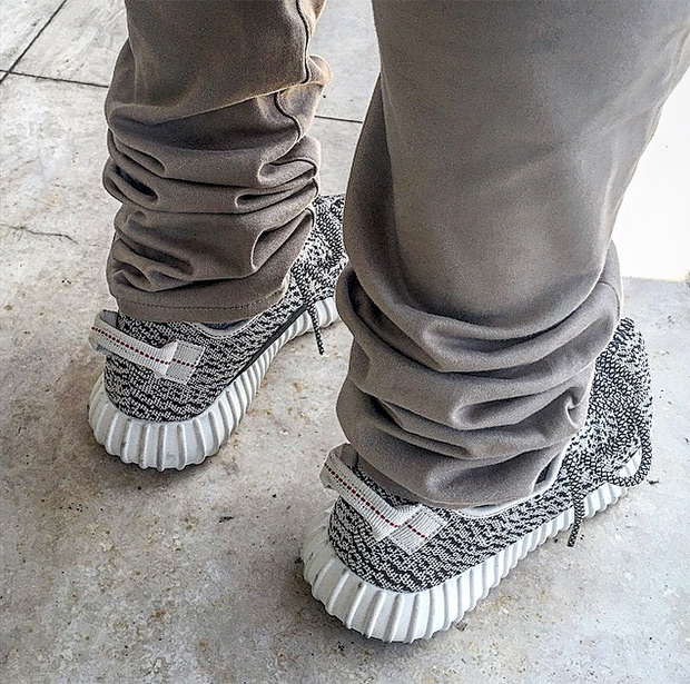 Cheap Adidas YEEZY BOOST 350 LOW AQ4832 KANYE WEST YZY GRAY