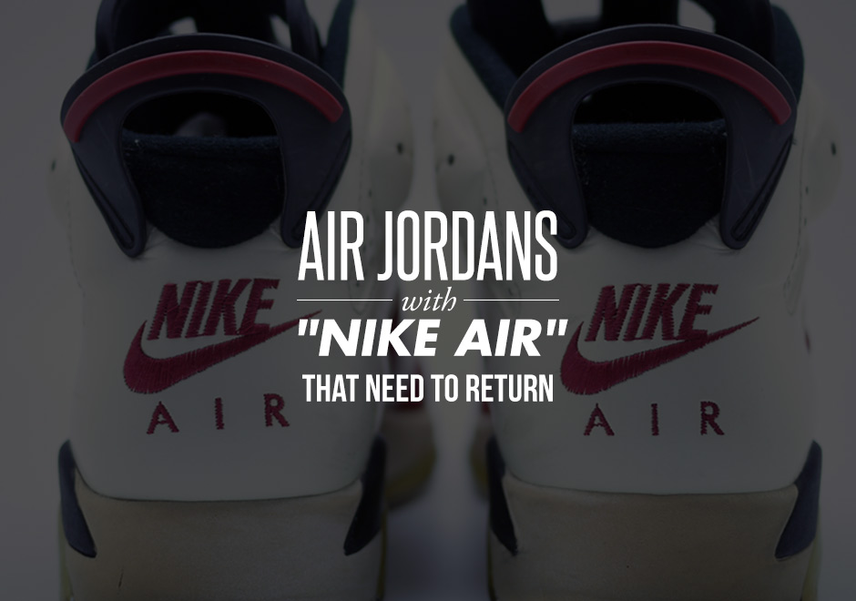 cheap for discount ba6ec 857bb Jordans With Nike Air   SneakerNews.com