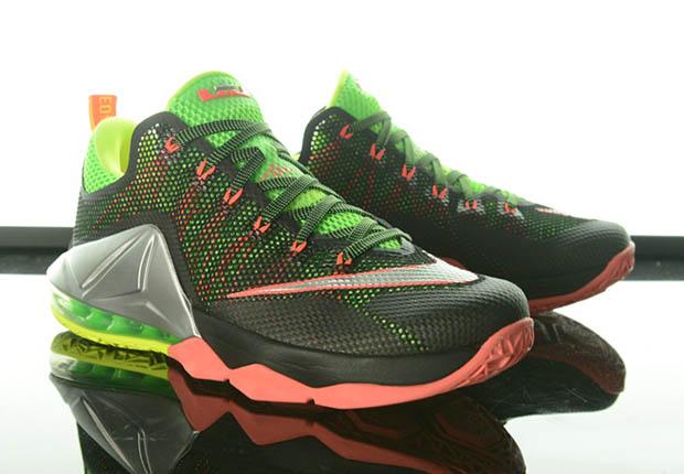Germany Nike Lebron 12 Low - 2015 07 01 Nike Lebron 12 Low Remix