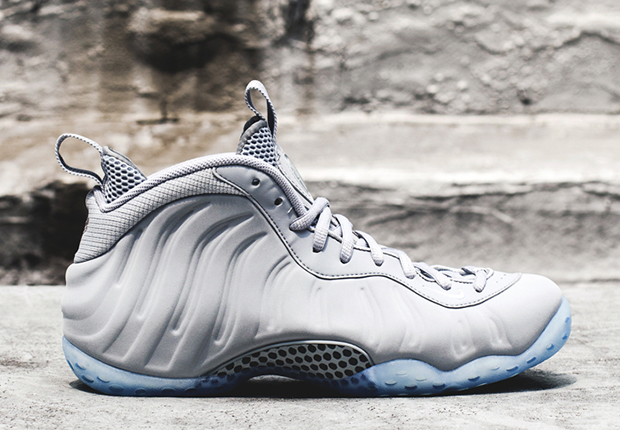 d53b471cafc 30%OFF Nike Air Foamposite One Suede quot Wolf Greyquot Release Reminder