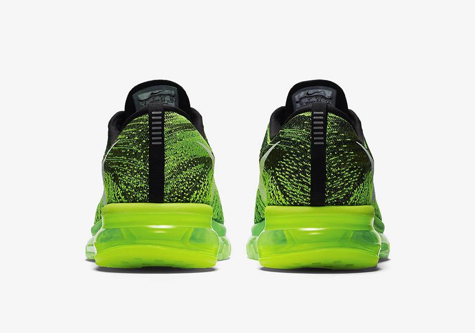 Monsieur / Dame Nike Flyknit Flyknit Flyknit Air Max Voltage Vert Caractéristiques exceptionnelles Qualité primaire Best-seller 83a070