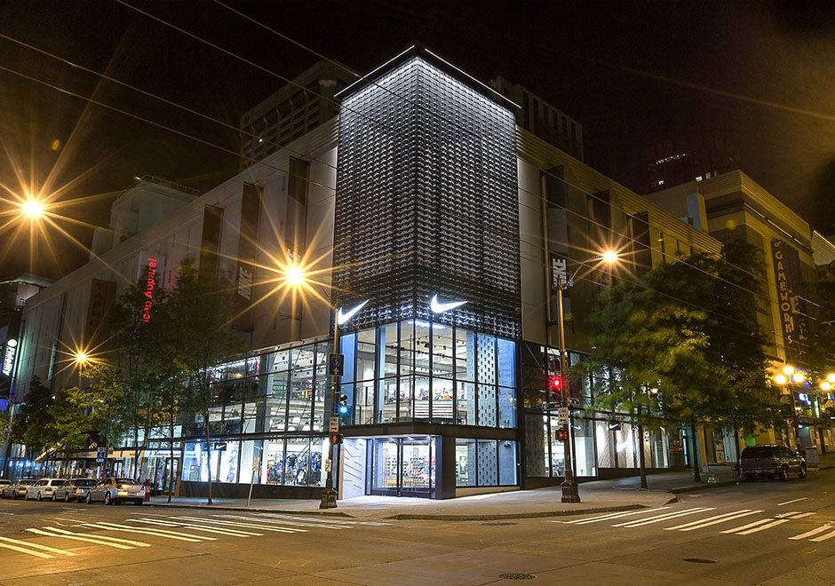 Seattle's Niketown Gets A Major