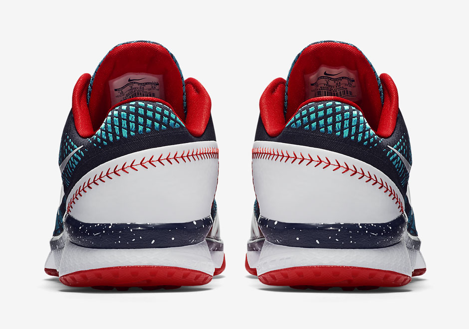 Baseball Themes In The Latest Nike CJ3 Flyweave Trainer