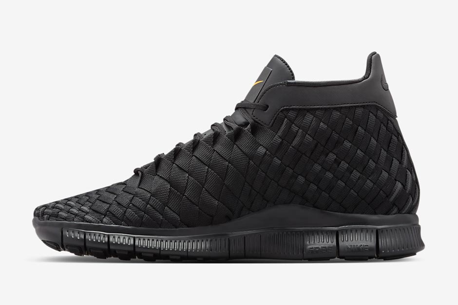 the best attitude 74df8 2a6a2 A First Look at the Nike Free Inneva Woven Mid - SneakerNews.com