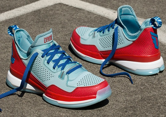 adidas To Release D Lillard 1 Inspired By AAU Team