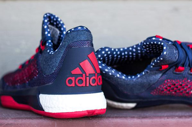 best service e8f24 27d86 adidas Is A Tad Late With These USA-Inspired Crazylight Boosts