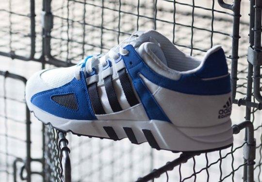 """adidas Originals EQT Guidance OG """"Radiant Blue"""""""