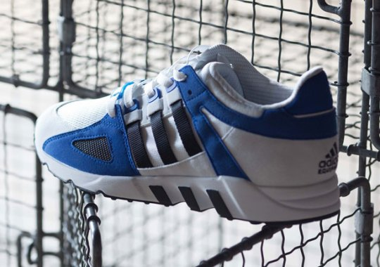"adidas Originals EQT Guidance OG ""Radiant Blue"""