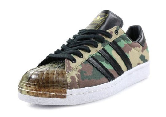 The adidas Oddity Series Is Back With This Camo Superstar