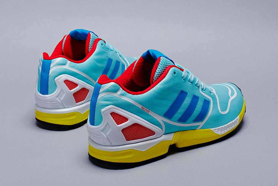reputable site f4596 5e682 outlet adidas Originals ZX Techfit quot OGquot Pack
