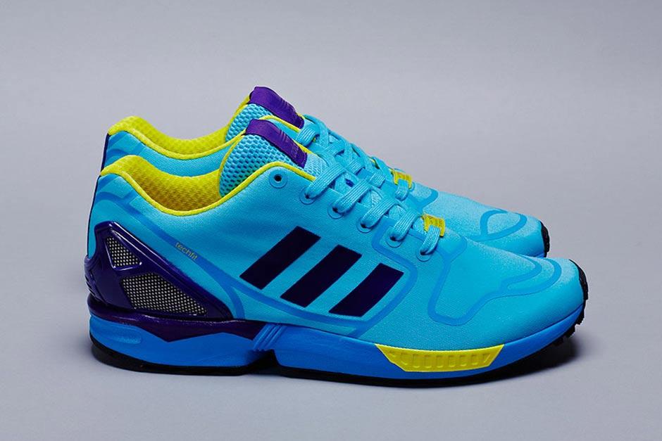 adidas torsion zx 8000 blau retro