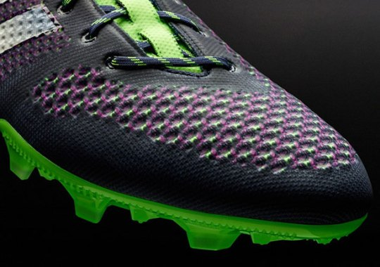 After Taking Sneakers By Storm, Woven Uppers Are Beginning To Dominate Cleats