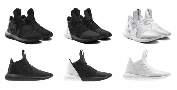 adidas tubular 2016 collection
