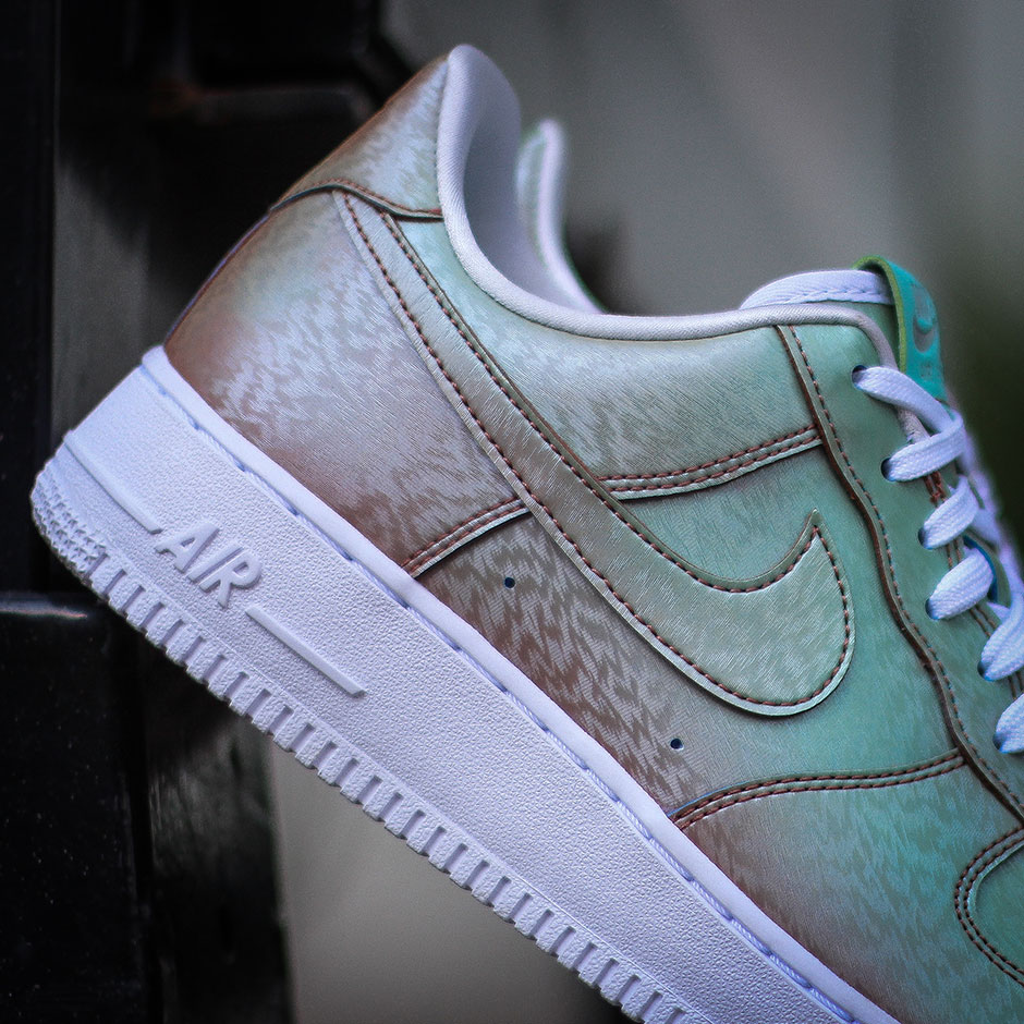 The Nike Air Force 1 Low \