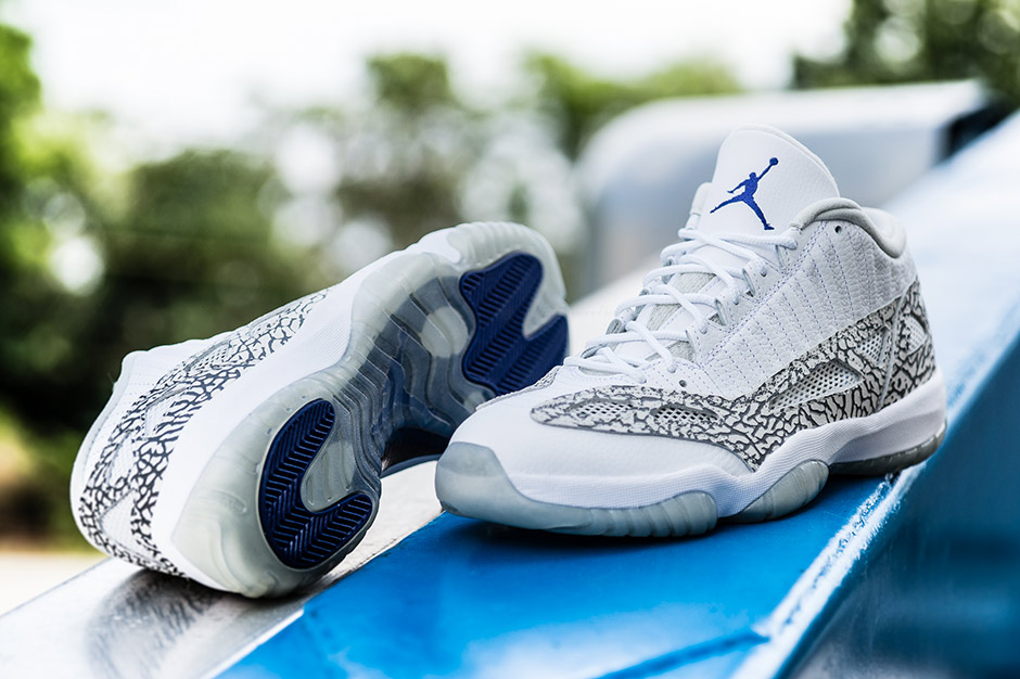 Jordan 11 Low Cobalt