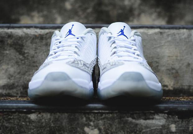 6f7dab544a54 Air Jordan 11 IE Low Retro - Release Reminder - SneakerNews.com