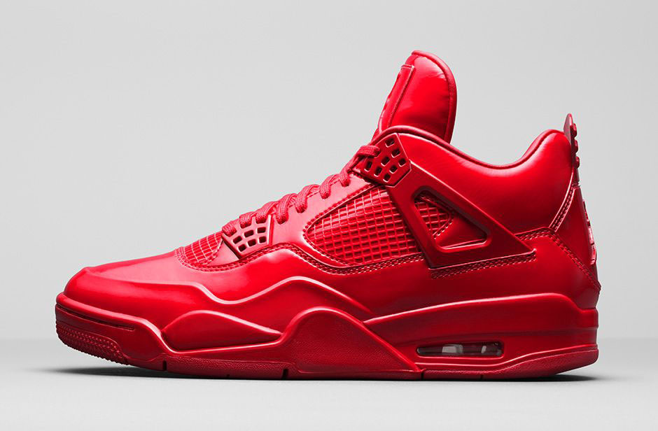 finest selection a0bdc 7221f Air Jordan 11Lab4 University Red   SneakerNews.com